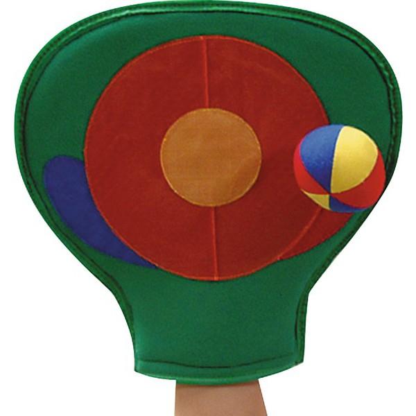Gra - złap piłkę na rzep