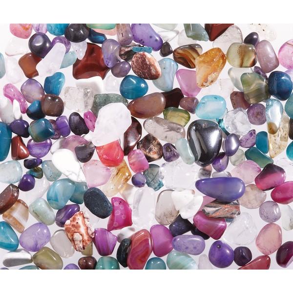 Kamienie ozdobne - opakowania mieszane, ok. 550 sztuk