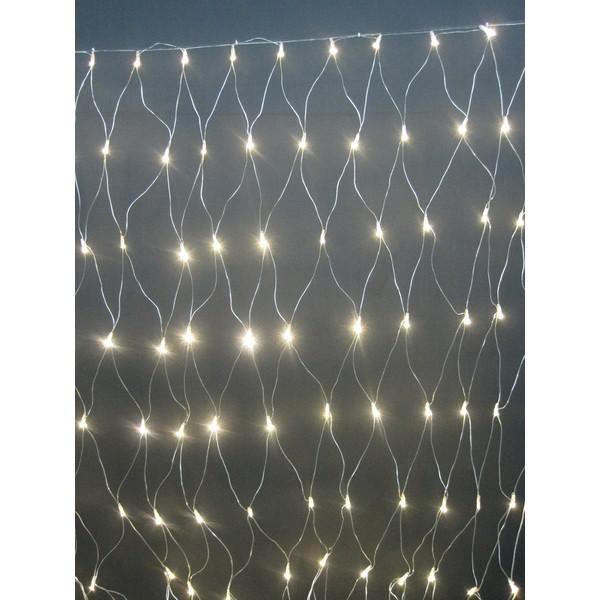 Sieć światełek LED