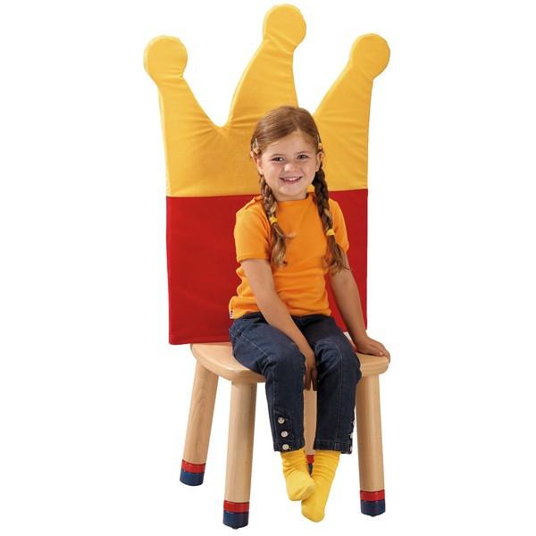 Urodzinowa nakładka na krzesło