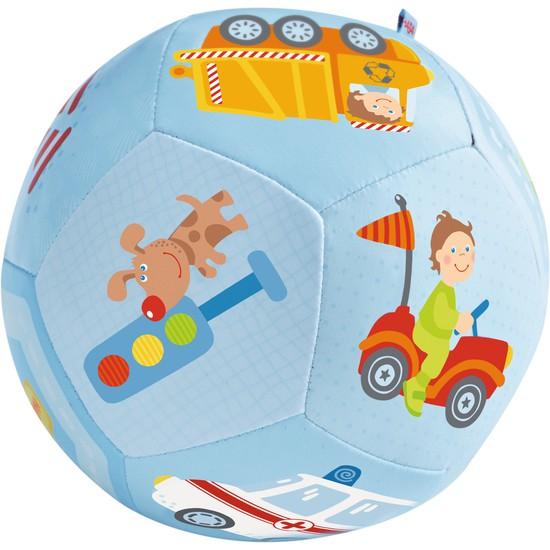 Piłka dla niemowląt Świat pojazdów