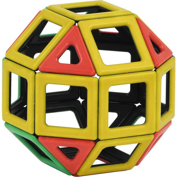 Magnesy Polydron, 96 części
