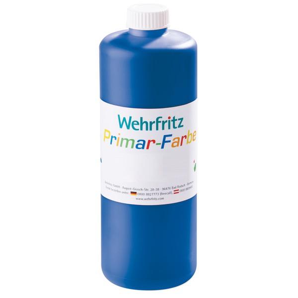 Primar Wehrfritz - farby podstawowe - kolor niebieski