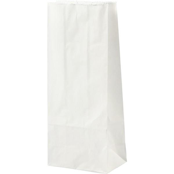 Papierowe torebki z dnem, 100 sztuk