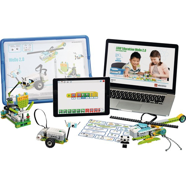 LEGO® Education WeDo 2.0 - 280 części + box