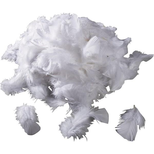 Białe piórka, 50 g