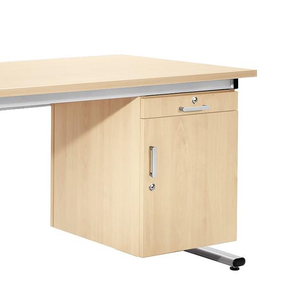 """Podbudowa do biurka """"basic"""" gł. 80 cm"""