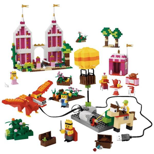LEGO® Elementy podstawowe, 1207 części