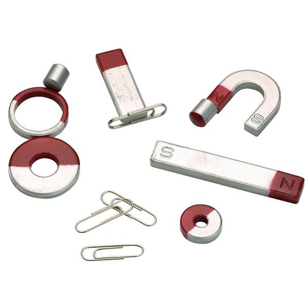 Zestaw magnesów, 16-częściowy