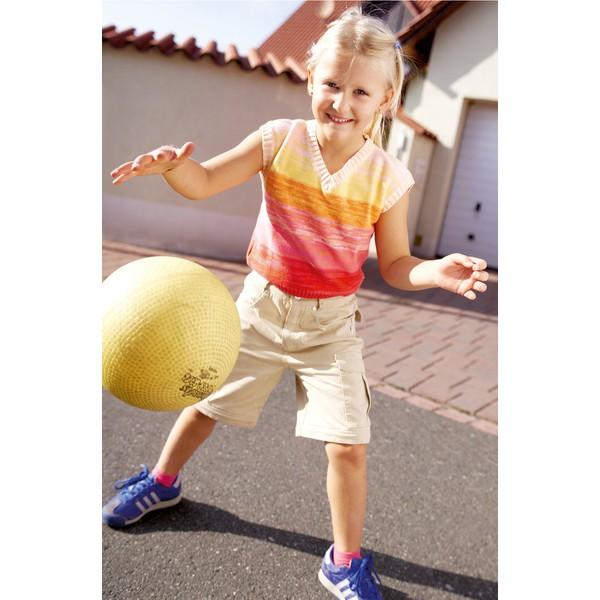 Piłka dla dzieci wolniej reagujących