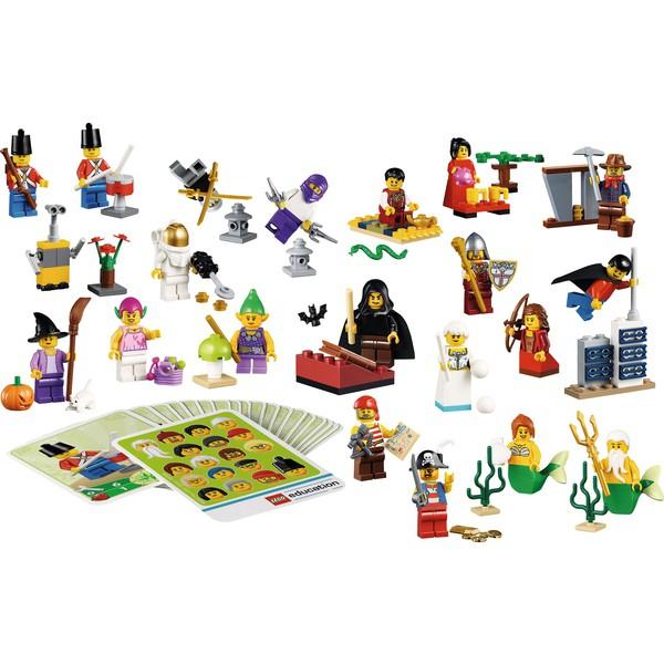 Zestaw minifigurek LEGO® Education – świat fantazji
