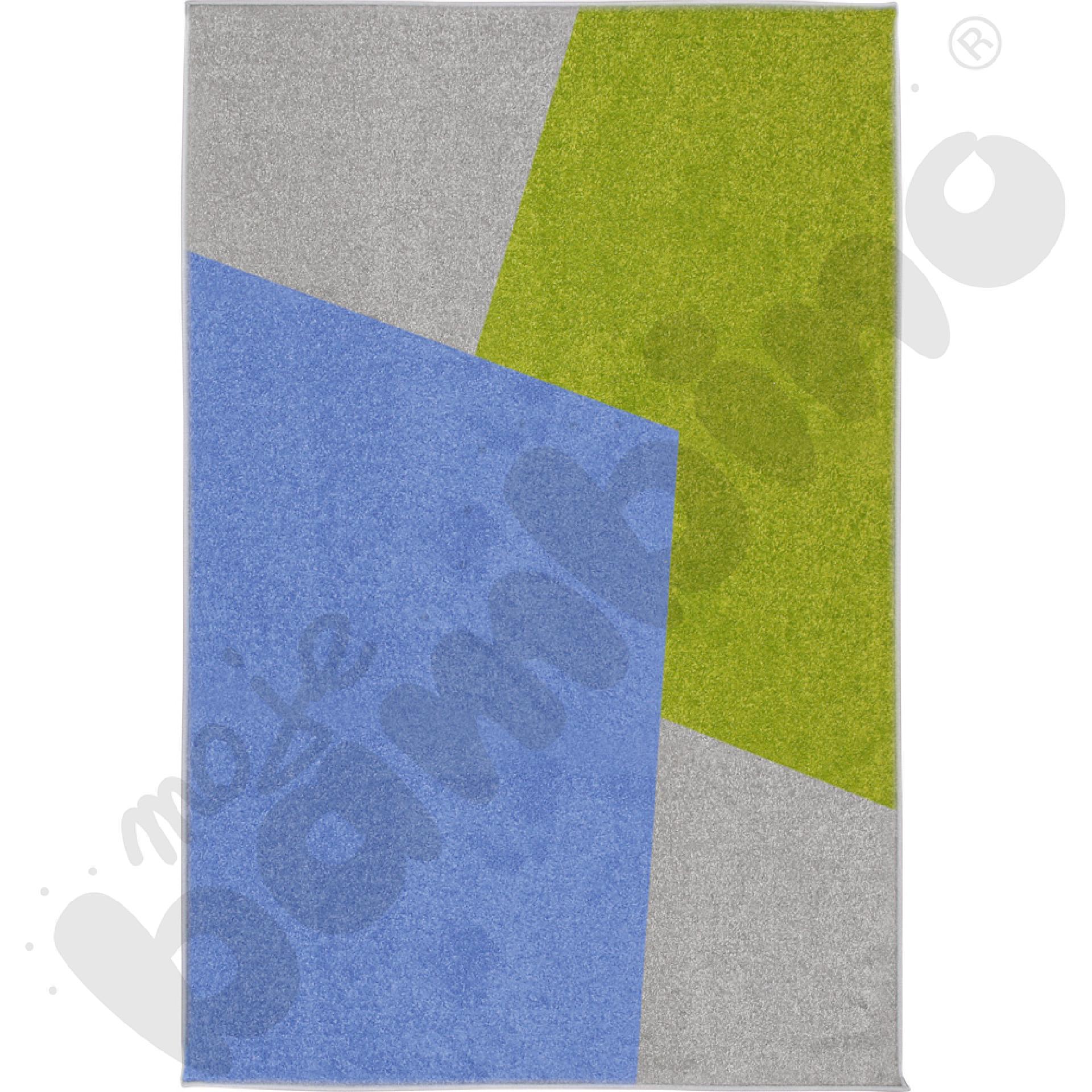 Dywan forma i kształt 3 x 4 m
