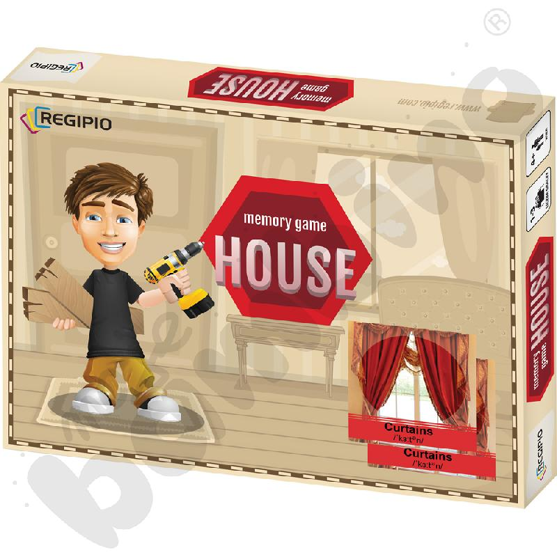 Memory game - House