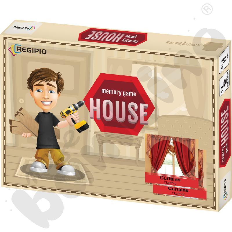 Memory game - House