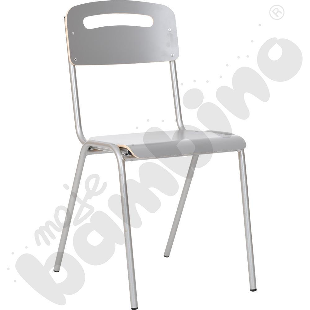 Krzesło H szare rozm. 6,...