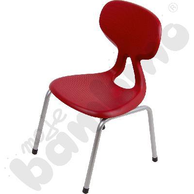 Krzesło Colores rozm. 4 bordowe