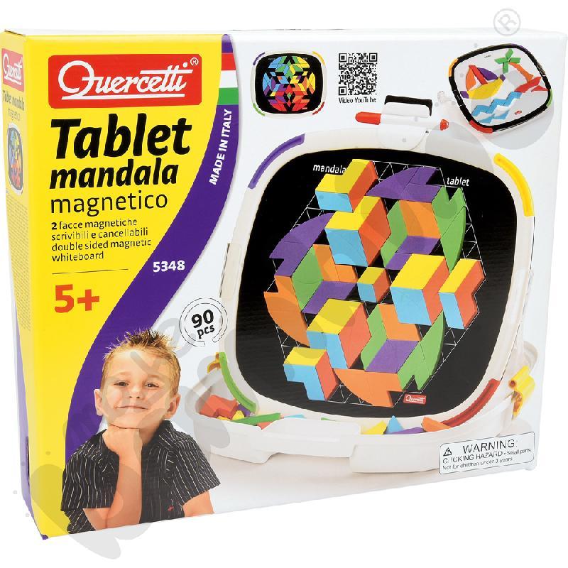 Tablica magnetyczna Mandala 90 elem.
