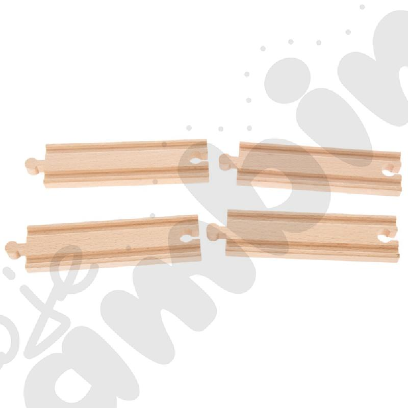Drewniane tory - uzupełnienie 4
