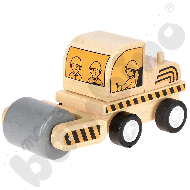 Mini walec drewniany