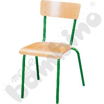 Krzesło D rozm. 6 zielone