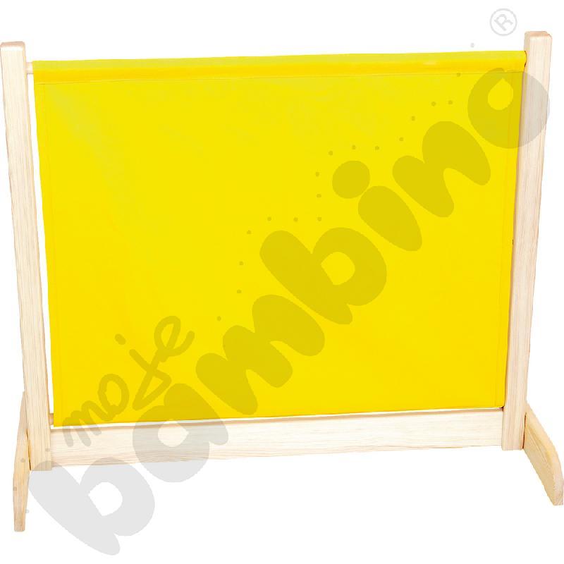 Parawan żółty