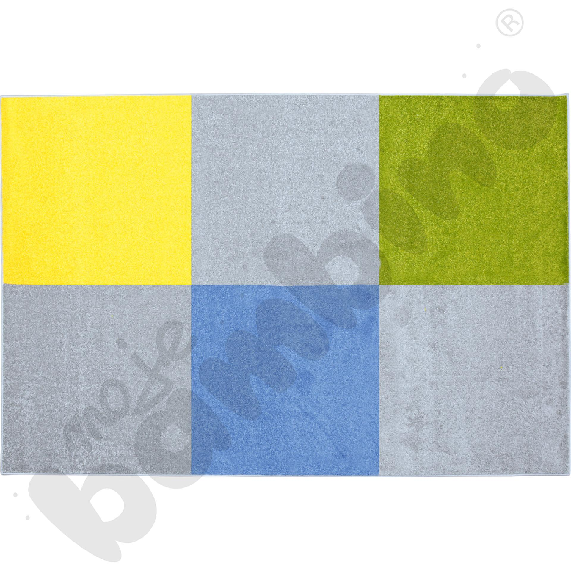 Dywan mozaika 2 x 3 m