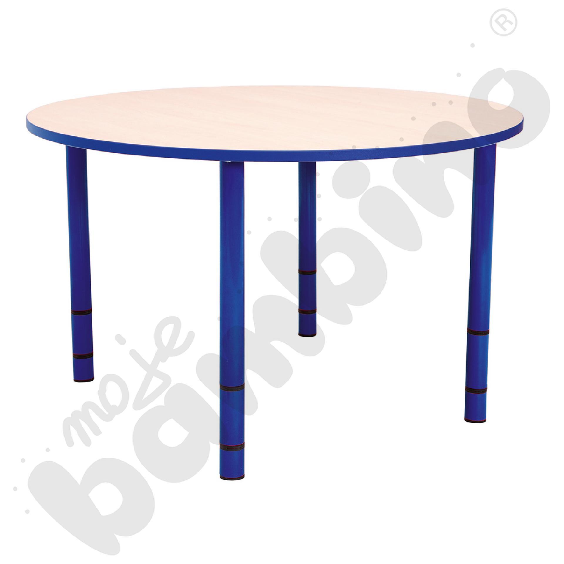 Stół Bambino okrągły z...