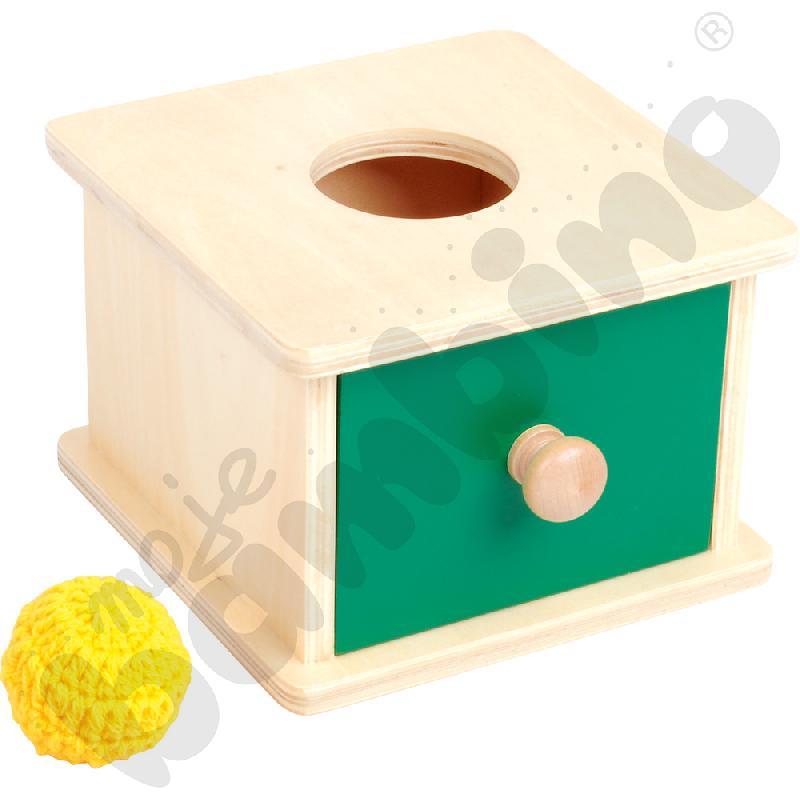 Pudełko - kula