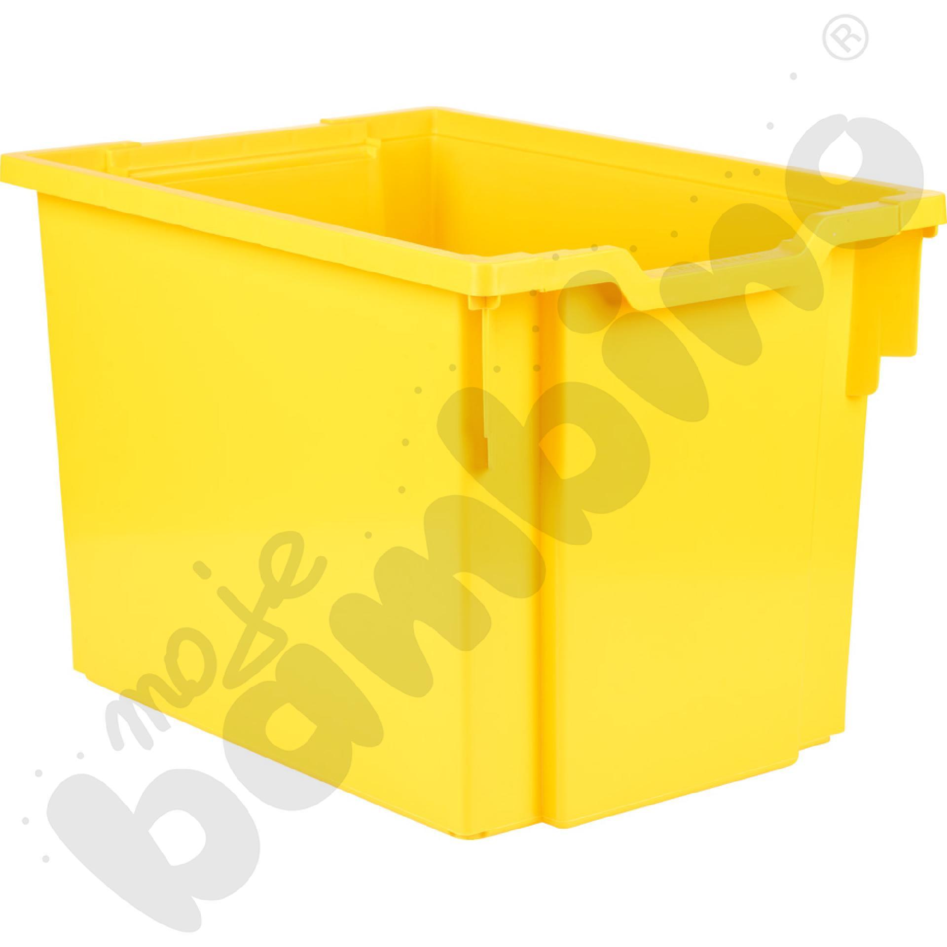 Pojemnik Jumbo 4 - żółty