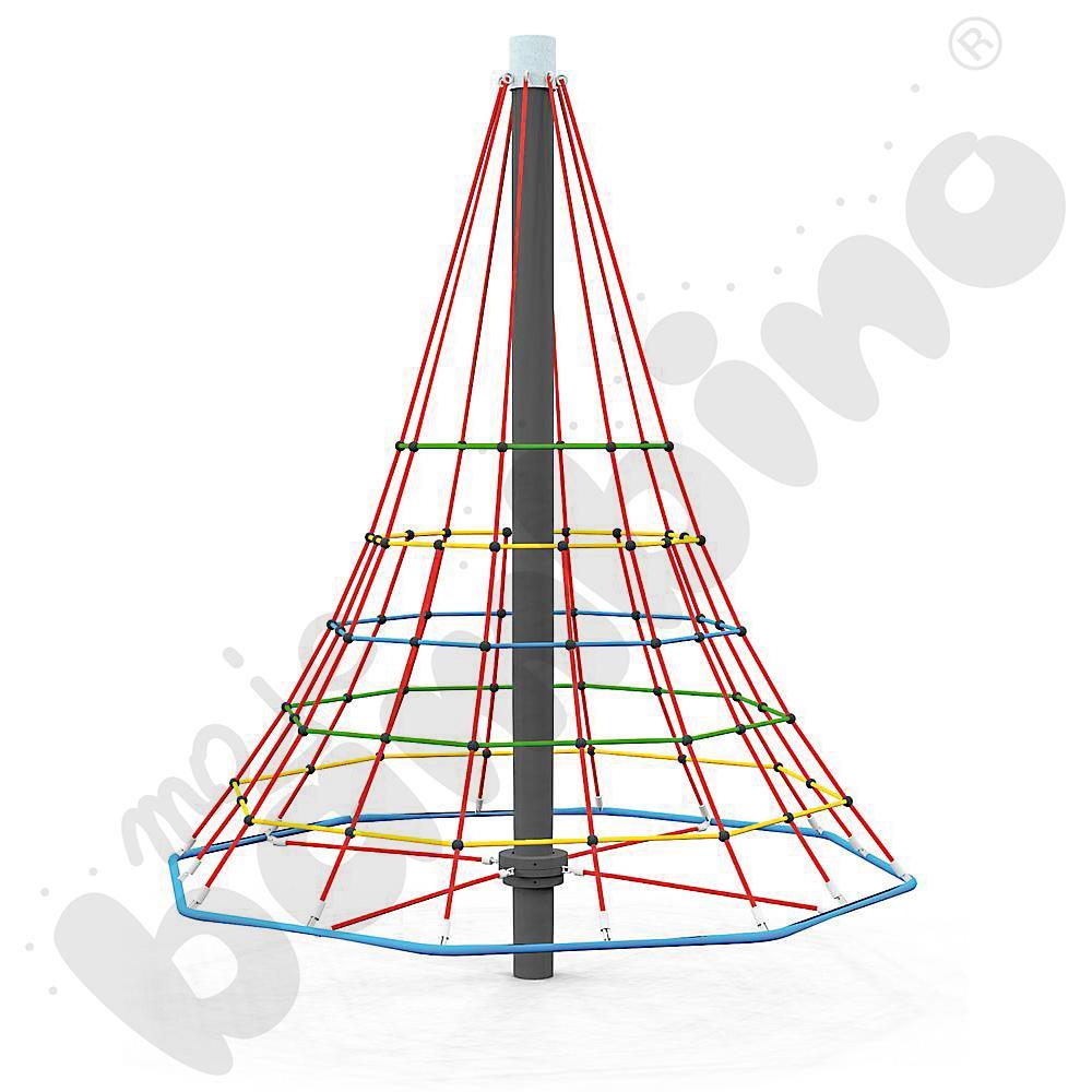 Piramida linowa Bocianie Gniazdo