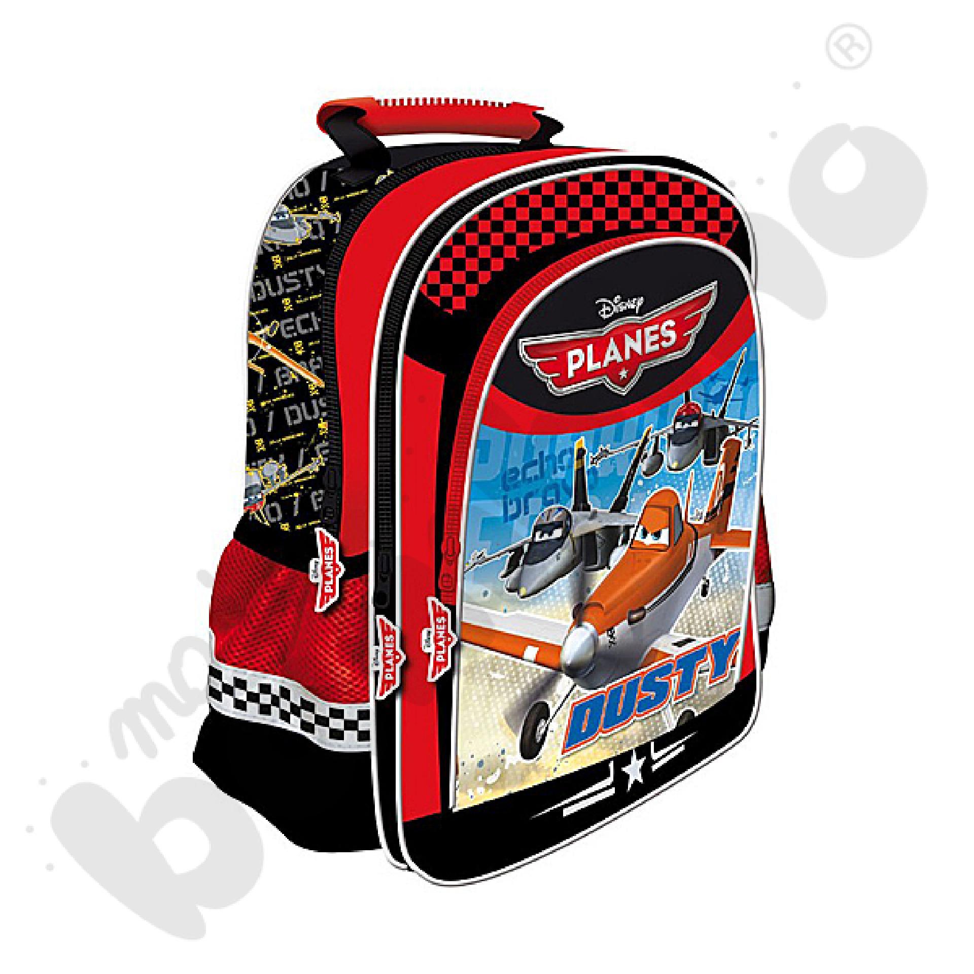 Plecak szkolny-Planes