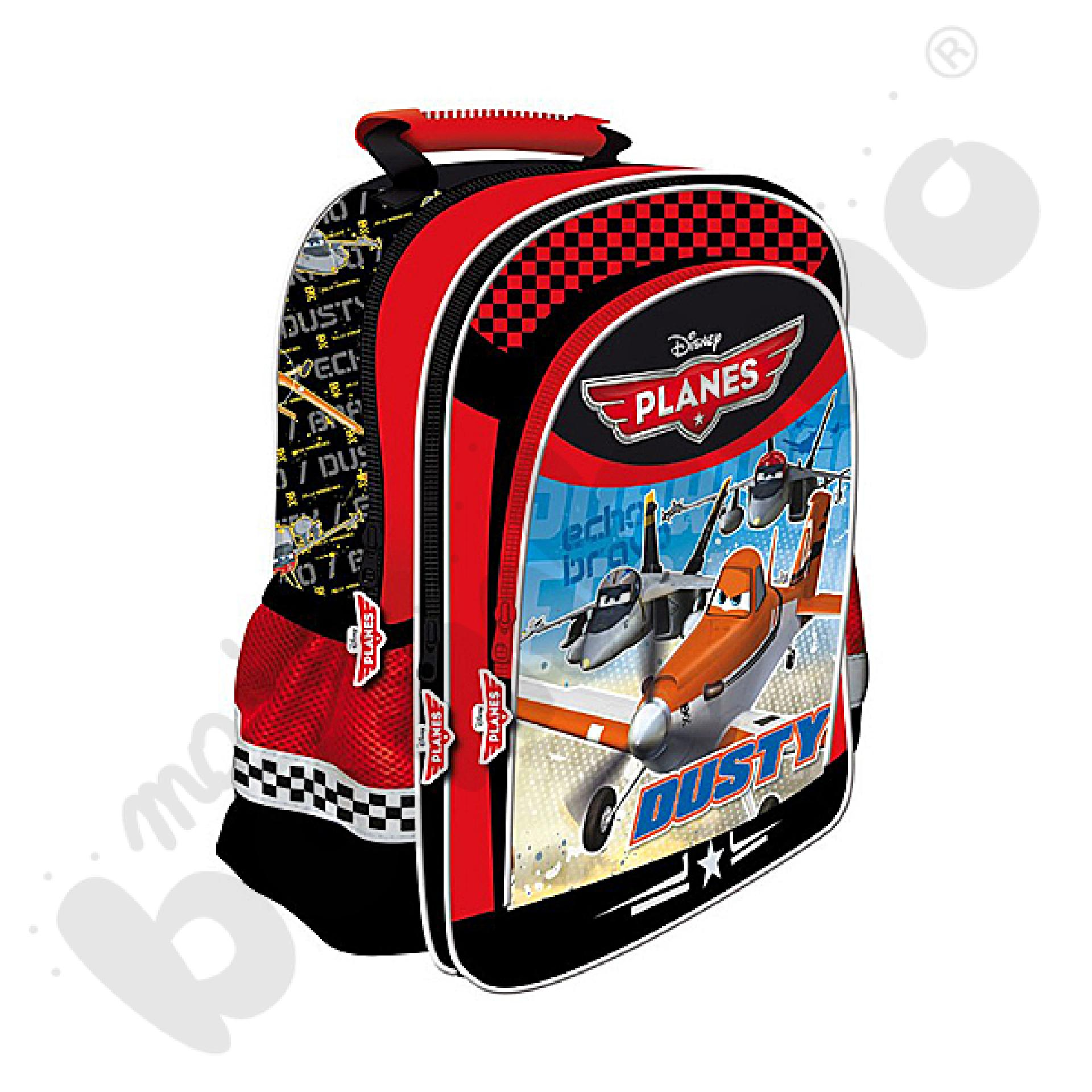 b332bfbb63b7b Plecak szkolny-Planes