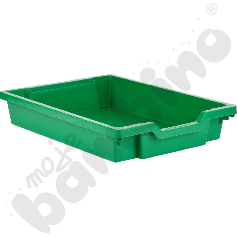 Pojemnik płytki 1 - zielony