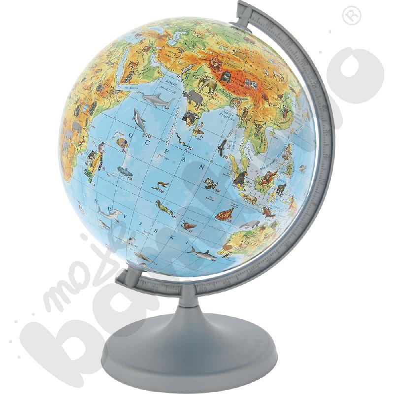 Globus 220 zoologiczny  z...