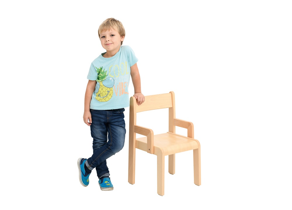 Krzesła przedszkolne