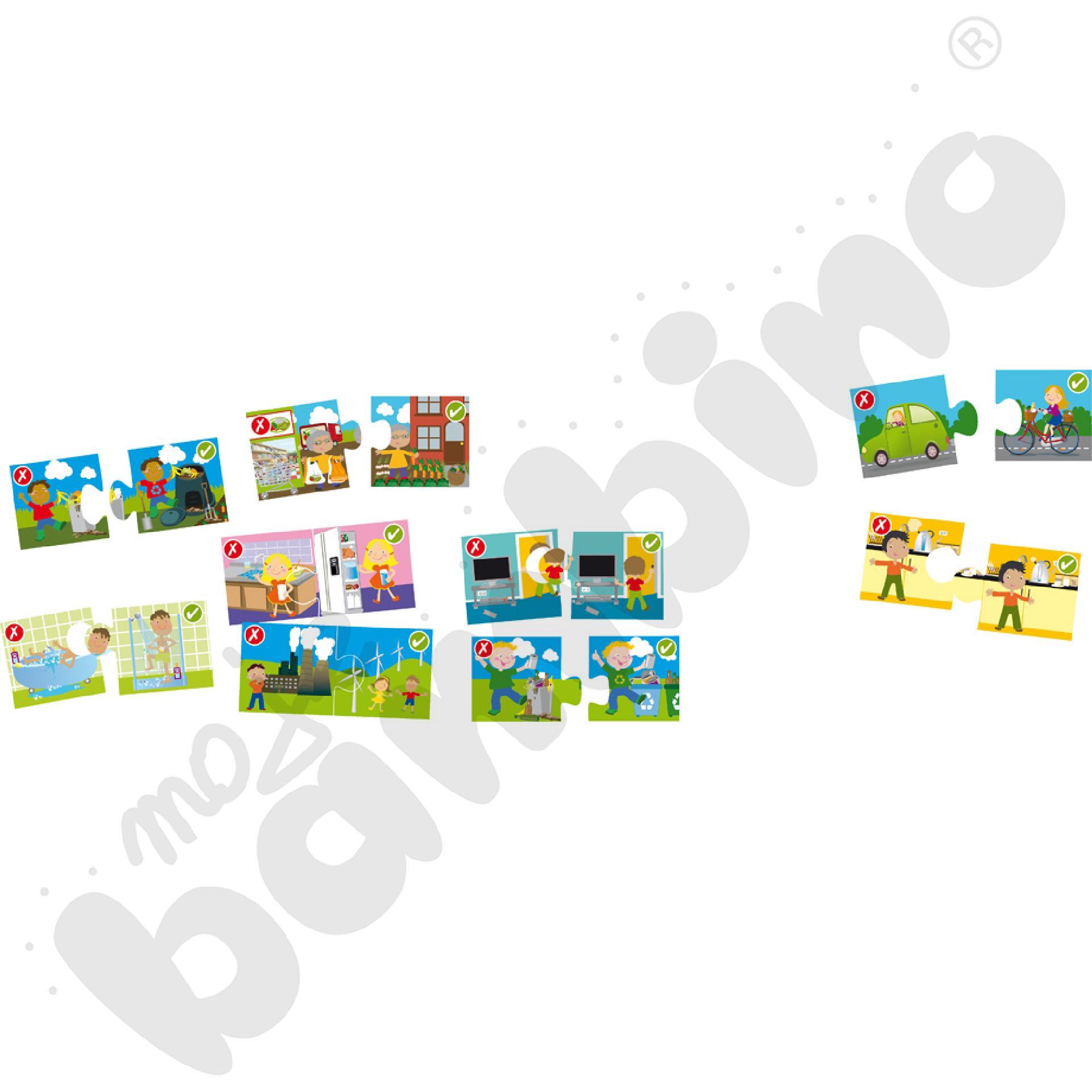 Domino - Mały Ekologaaa