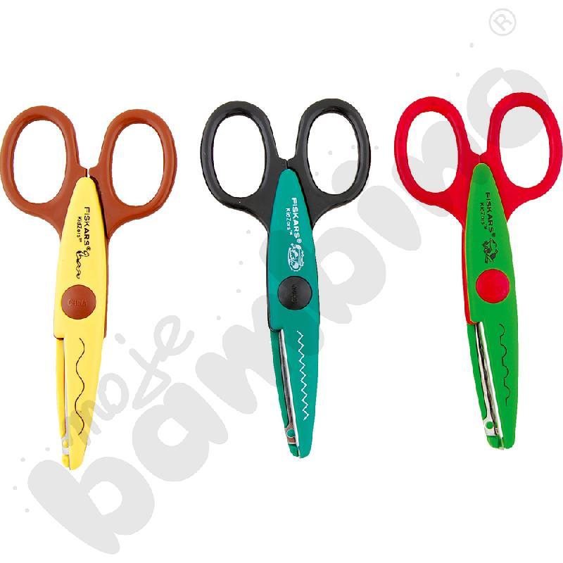 Nożyczki dla dzieci zwierzaki bagienne