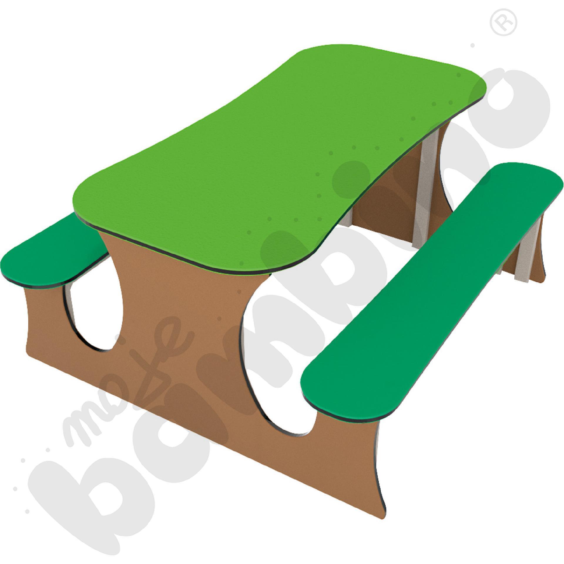 Ławeczka piknikowa