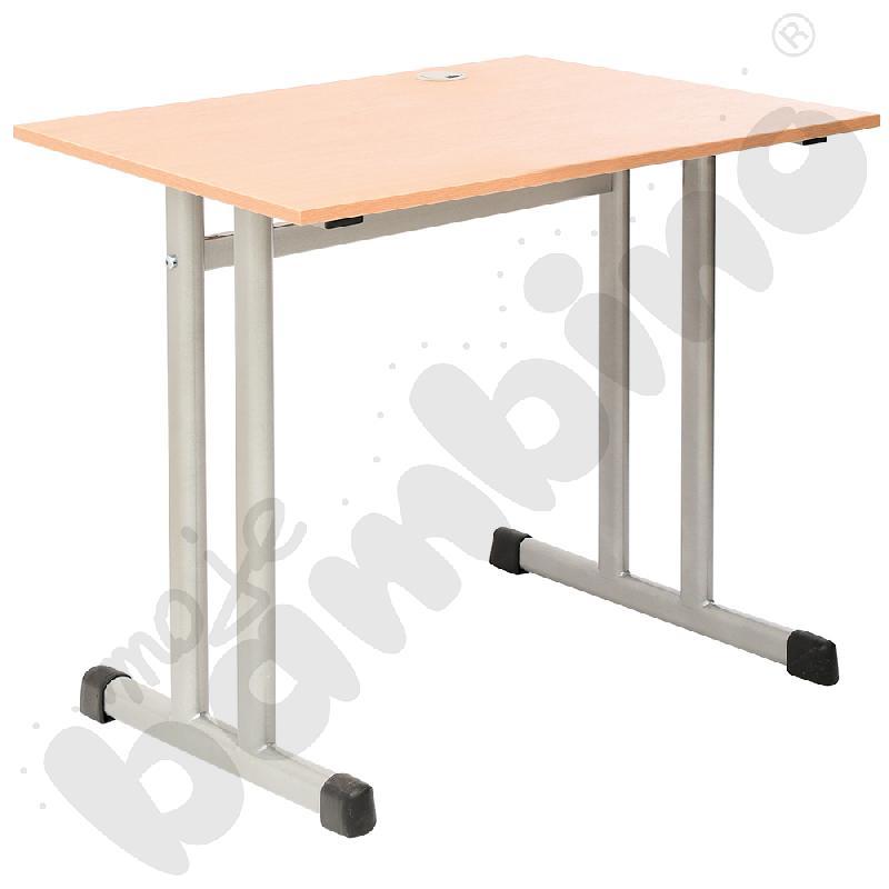 Stół IN-K 1-os srebrny rozm. 6