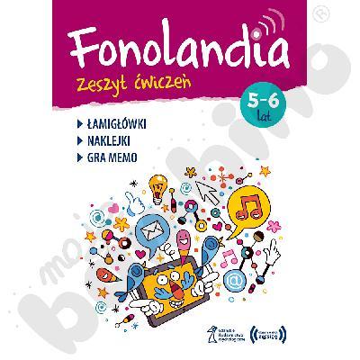 Fonolandia - Zeszyt ćwiczeń...
