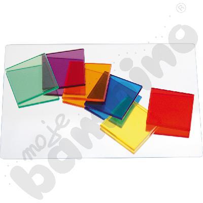 Transparentne kwadraty matematyczne