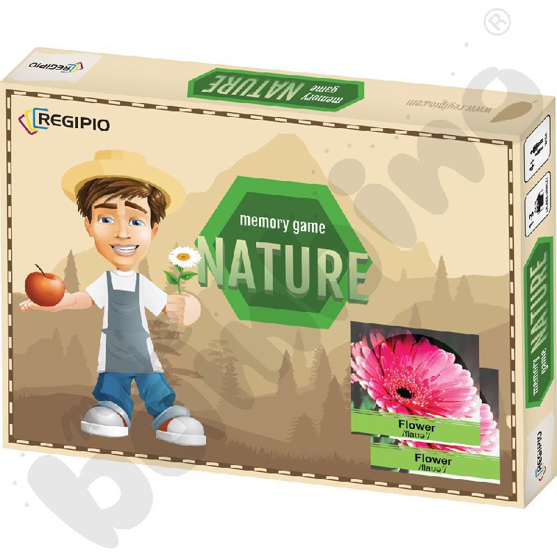 Memory game - Nature