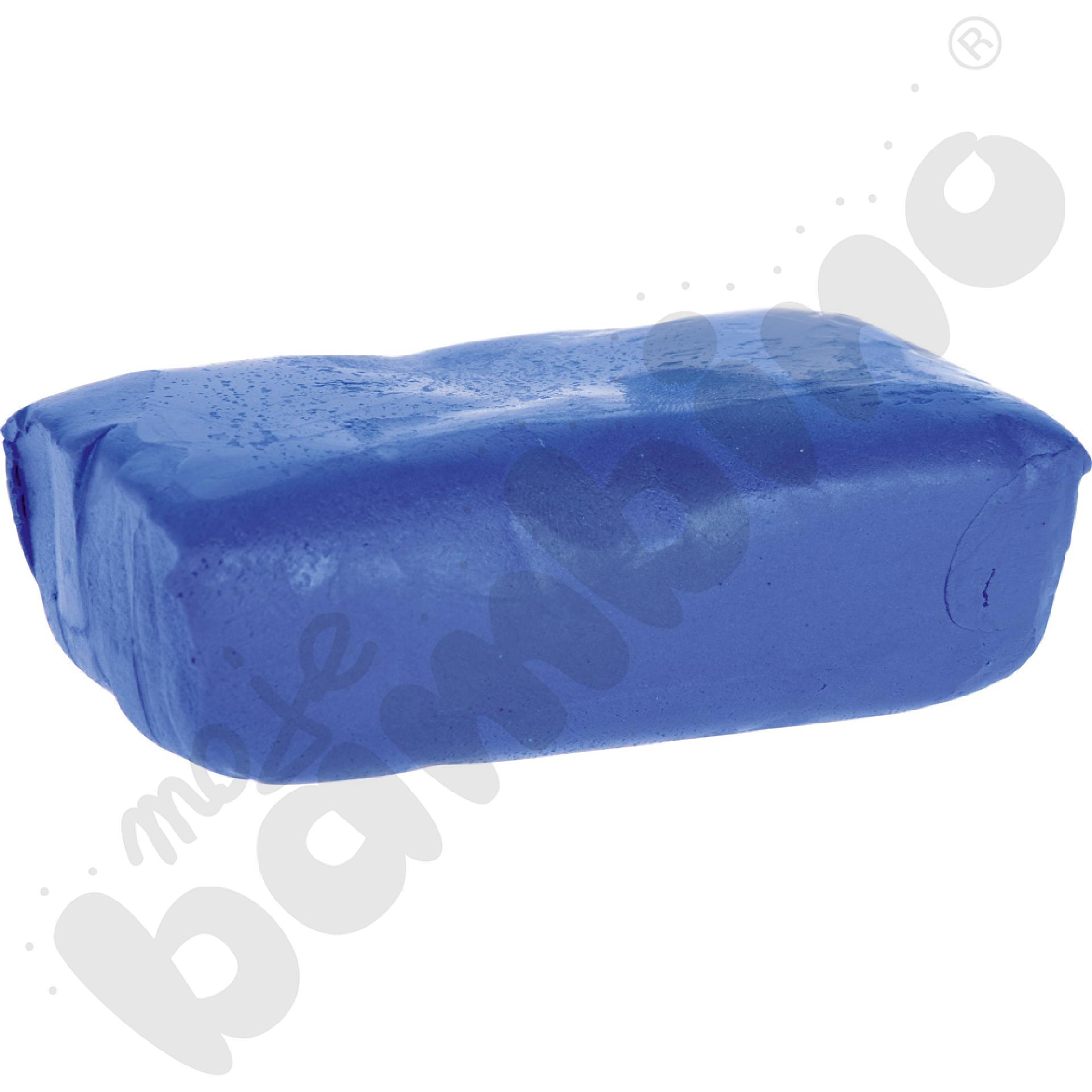 Glinka modelarska - niebieska