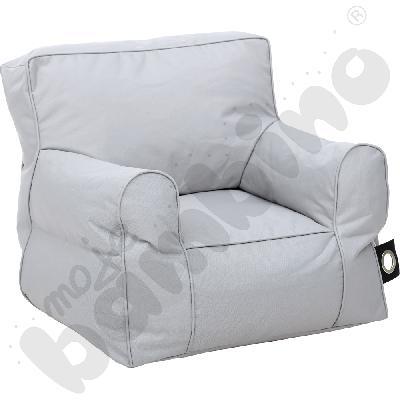 Fotel szary