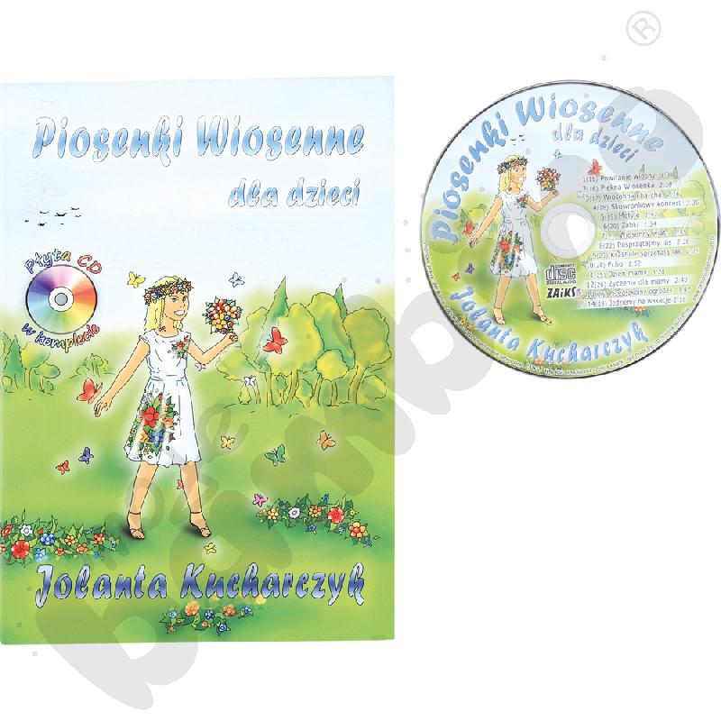 Piosenki wiosenne dla dzieci