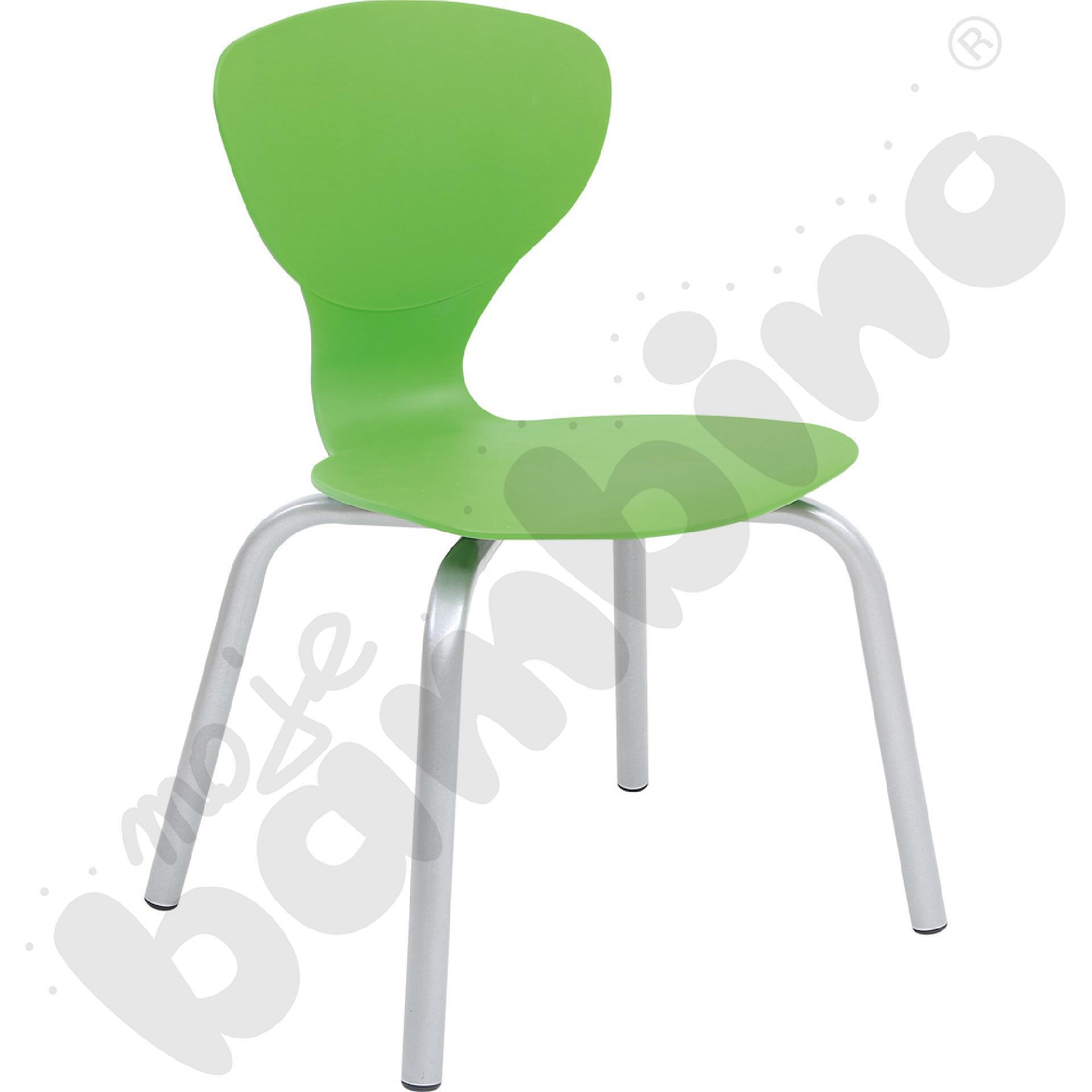 Krzesło Flexi zielone rozm. 5