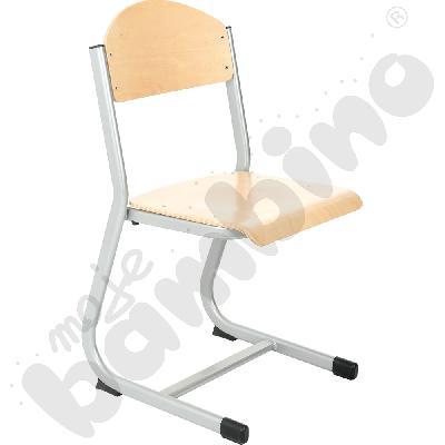 Krzesło IN-C rozm. 6 srebrne