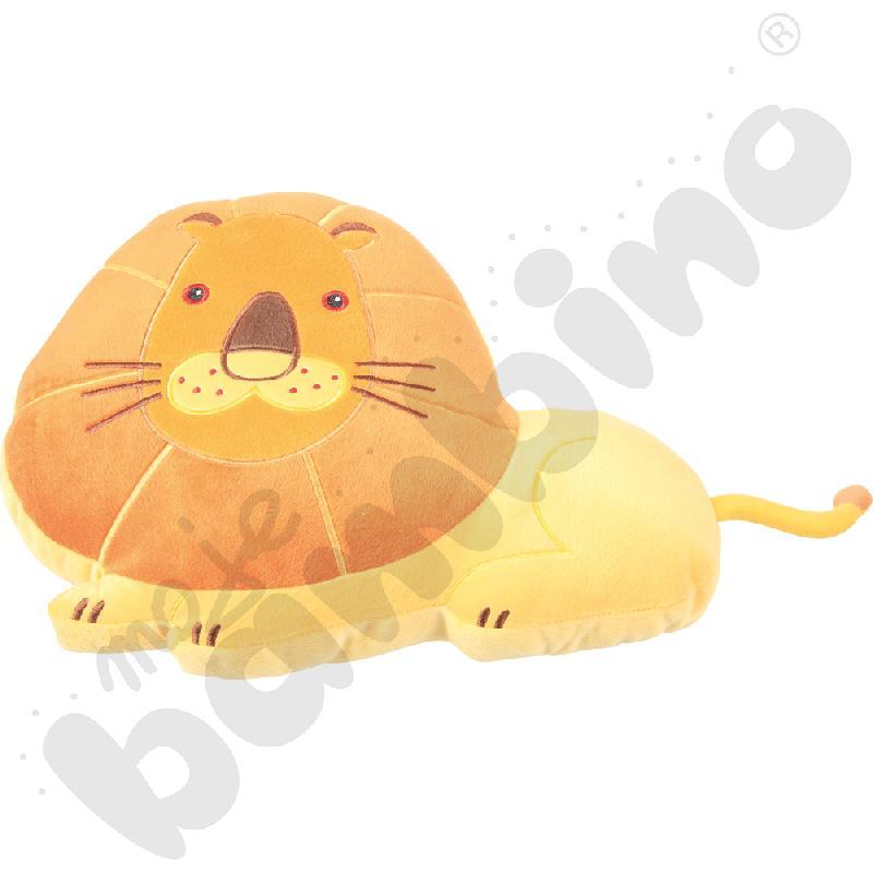 Poduszka FLAT lew