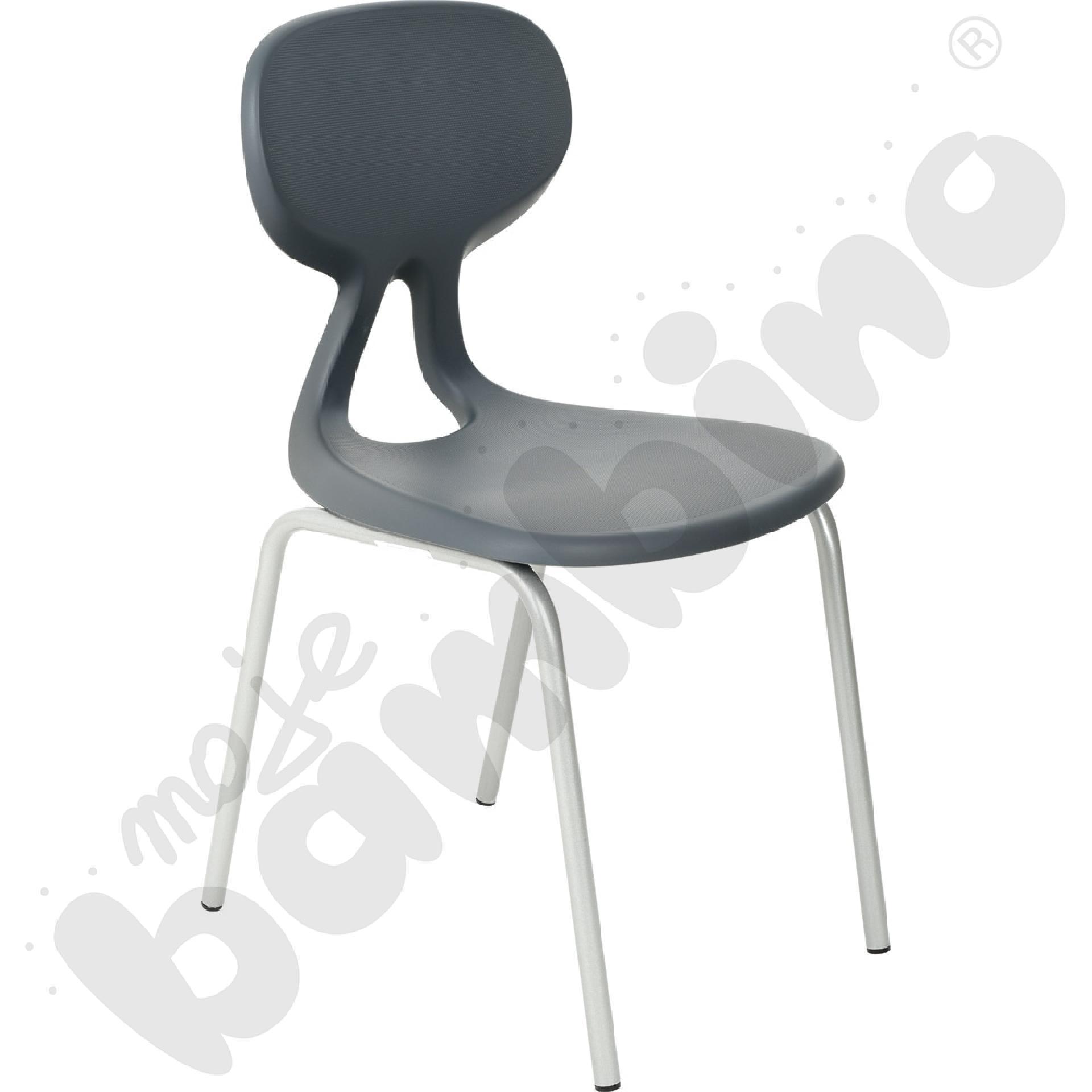 Krzesło Colores rozm. 4 - szare
