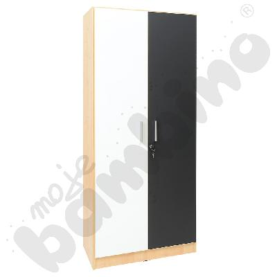 Szafa tablicowa z drzwiami magnetycznymi